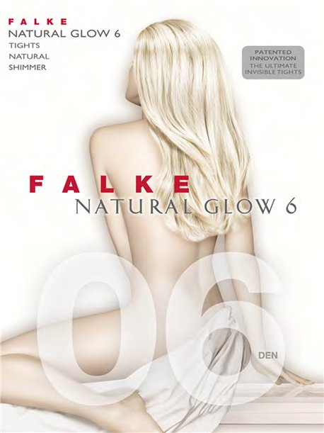 Natural Glow 6 - collant invisibile