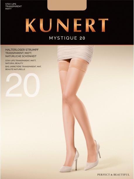 Mystique 20 - calza autoreggente Kunert