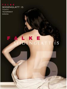 SEIDENGLATT 15 - collant Falke