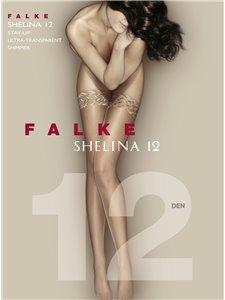 SHELINA 12 - Calza autoreggente