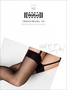 Wolford calze da reggicalze - INDIVIDUAL 10