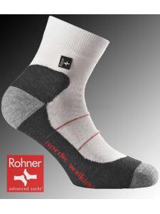 calzino Rohner WALKING - 008 bianco