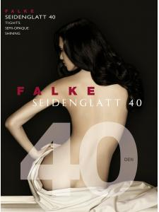 SEIDENGLATT 40 - collant Falke