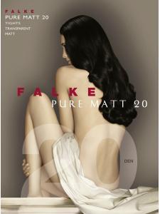 PURE MATT 20 - Collant Falke