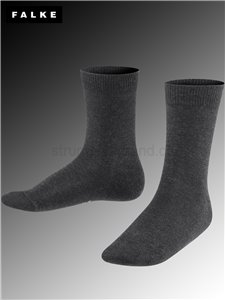 FAMILY calzini bambini - 3080 anthracite mel.