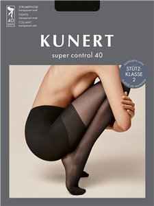 KUNERT Super Control - collant riposante