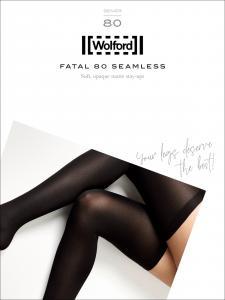 WOLFORD calze autoreggenti - FATAL 80