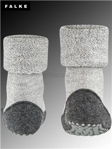 COSYSHOE calzini da casa - 3400 light grey mel.