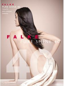 FALKE Pure Shine 40 - collant