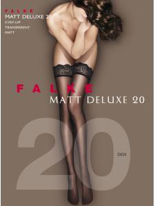 MATT DELUXE 20 - Falke calze stay-up