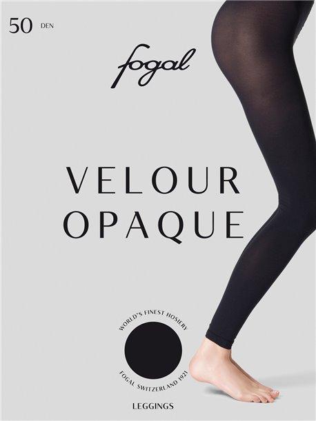 Fogal VELOUR OPAQUE - Leggings