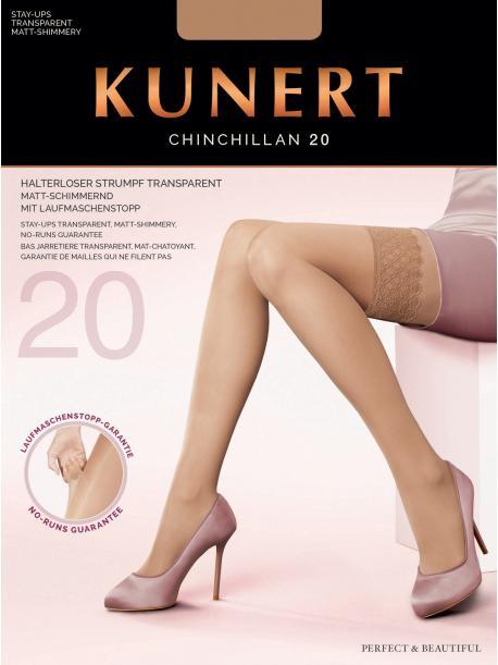 calze autoreggenti - Kunert Chinchillan