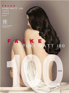 PURE MATT 100 - collant