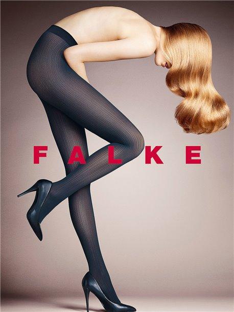 Falke - collant FINE RIB