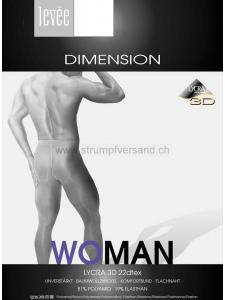WoMan Dimension - collant uomo