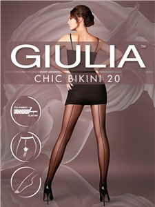Chic 20 - collant riga