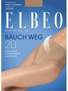 Bauch weg 20 - collant Elbeo