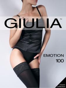 Emotion 100 - calza autoreggente
