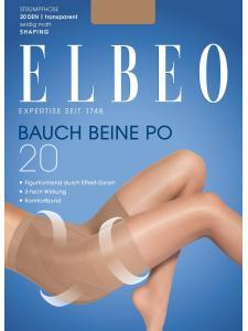 Bauch Beine Po 20 - collant Elbeo