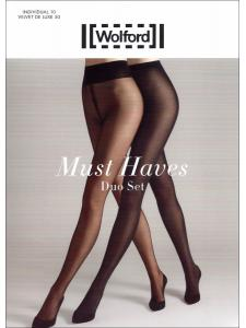Must Haves Duo Set - collant Wolford