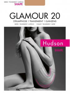 GLAMOUR 20 SHAPE - collant contenitivo