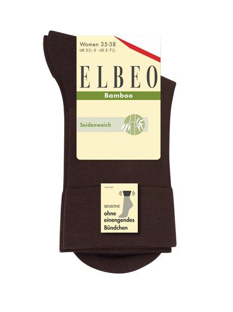 Bamboo Sensitive (Set di 3) Elbeo calze da donna