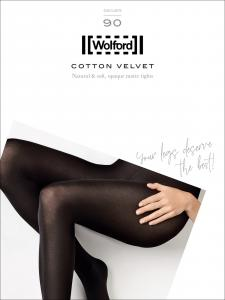 collant Wolford - COTTON VELVET