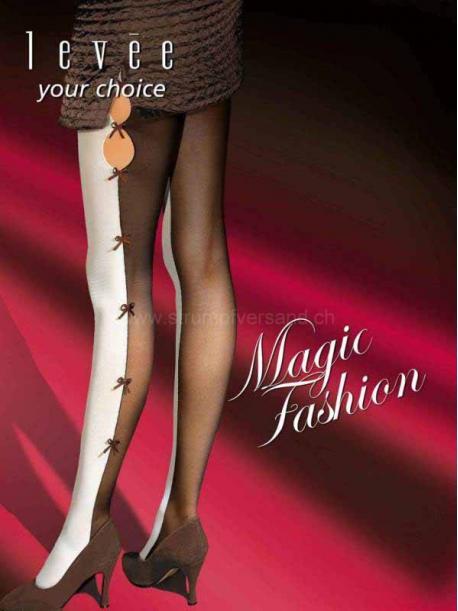 collant Fashion Bicolor