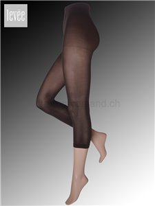 Microfaser 60 leggins - 253 marrone