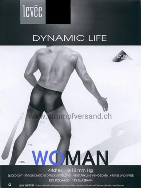 WoMan Dynamic Life - Levée collant uomo