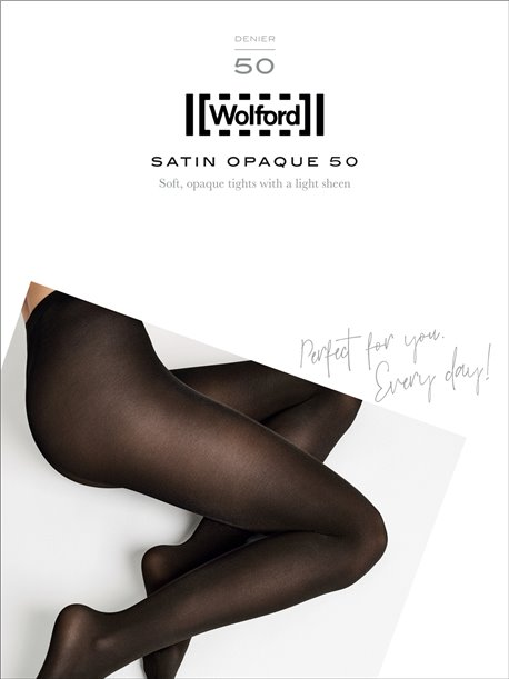 SATIN OPAQUE 50 - collant Wolford