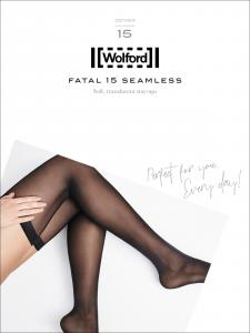 calza autoreggente - Wolford FATAL 15