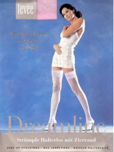 calze autoreggenti - Pink Dreamline