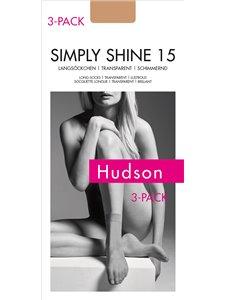 Simply Shine 15 - calzini fini extra lunghi