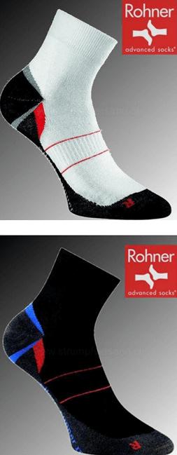 Calzini da corsa Rohner