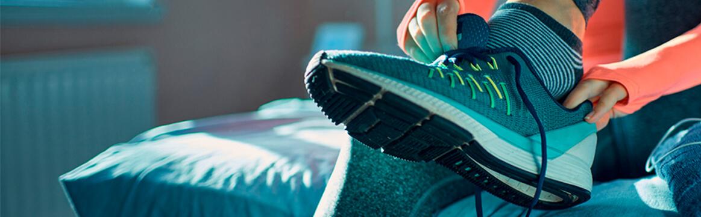 calzini da corsa