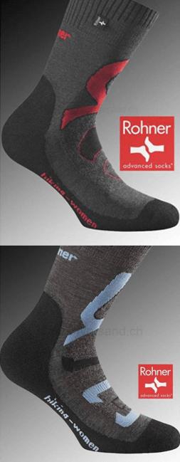 calzini da escursione