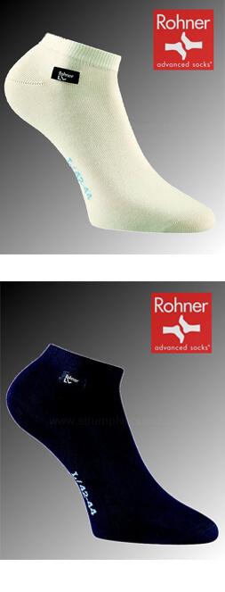 Calzini Rohner Sneaker Wellness
