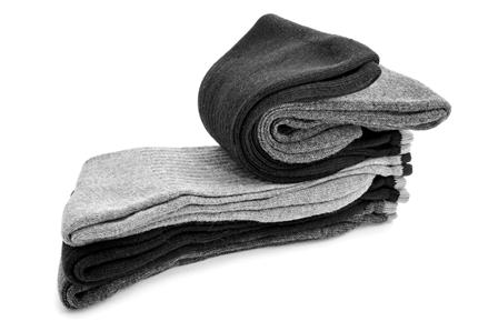 Conservare i calzini correttamente