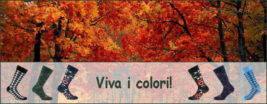 Calzini Rohner a colori