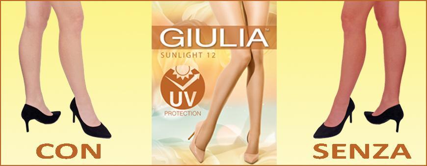 Collant Sunlight 12 con protezione UV