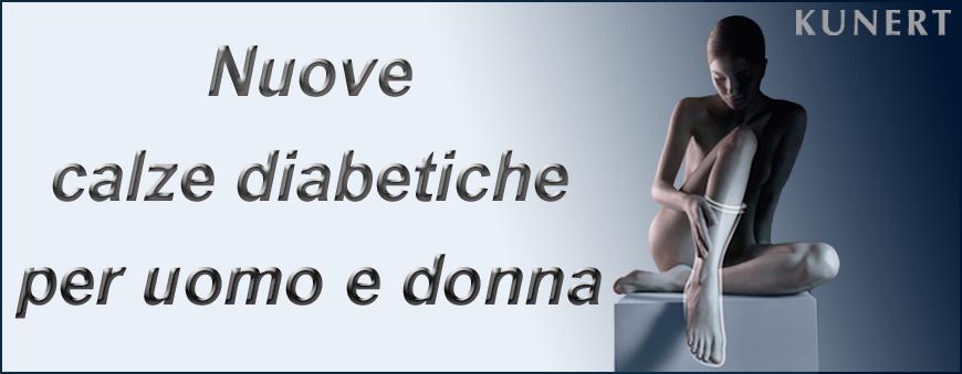 Calzini diabetici da uomo e donna