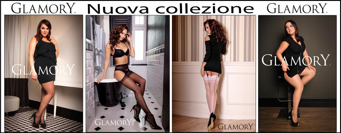 Glamory - Collant e calze in taglia XXXXL