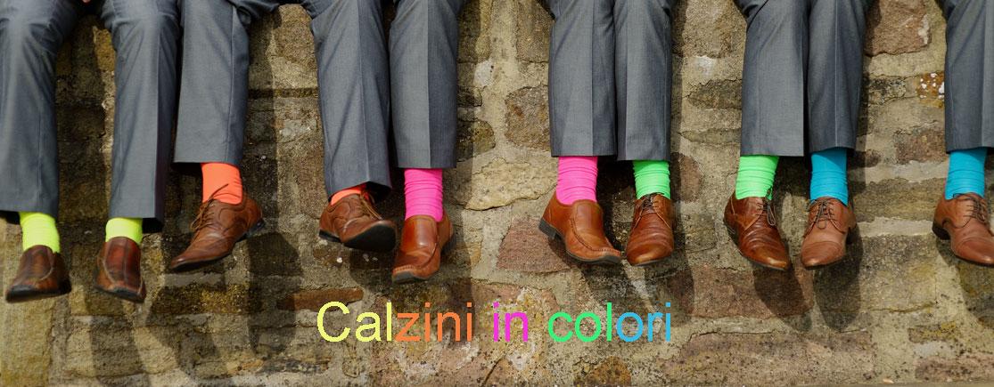 Calzini in colori